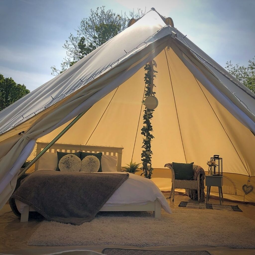 Life's a Pitch Glamping Company